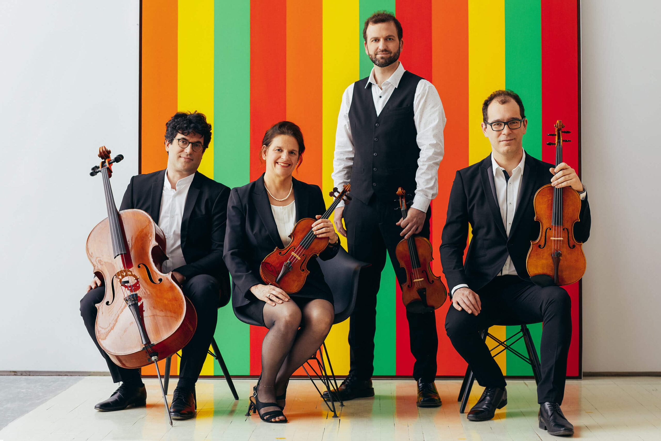 Quatuor Molinari 2018 photo