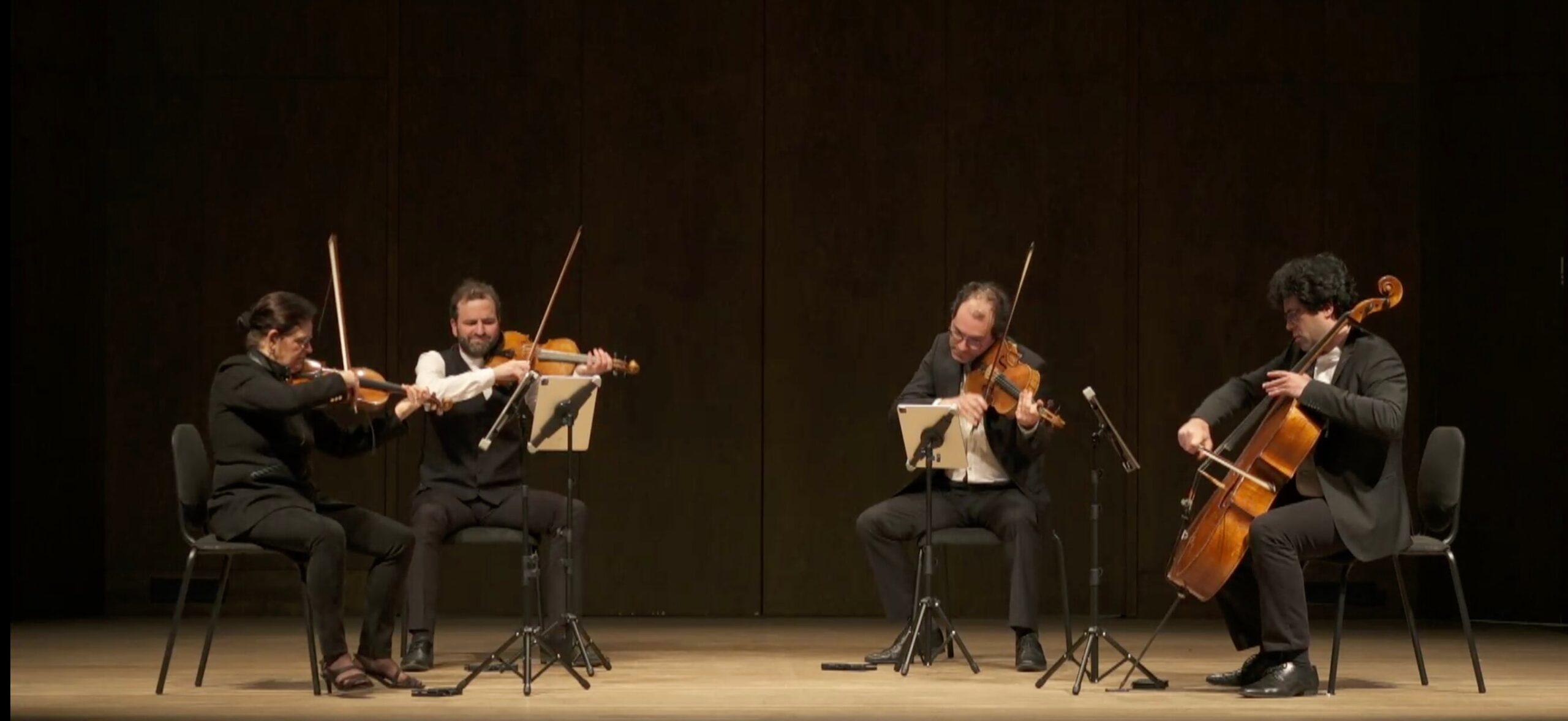 Quatuor Molinari Salle Bourgie